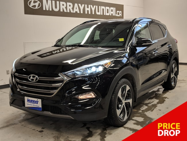 2016 Hyundai Tucson Ultimate AWD *with Remote Start | Heated Seats | Heated Steering Wheel | Heated Mirrors | Bluetooth SUV