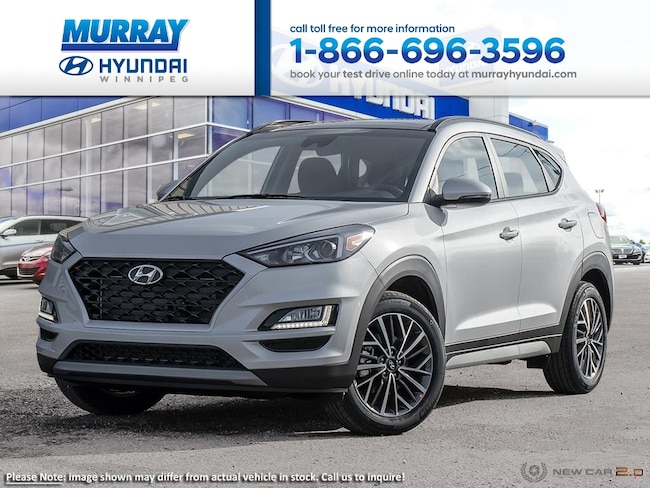 2019 Chromium Silver Hyundai Tucson Preferred AWD For Sale