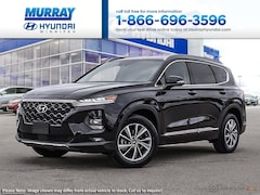 2019 Hyundai Santa Fe Preferred w/Dark Chrome Accent SUV