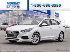 2019 Hyundai Accent Preferred FWD Sedan