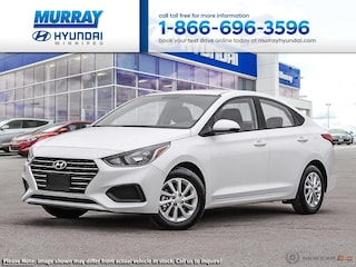 2019 Hyundai Accent Preferred FWD Sedan