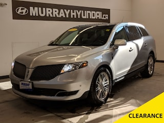2013 Lincoln MKT AWD Low Kilometers | Tinted Windows | Remote Start | H SUV