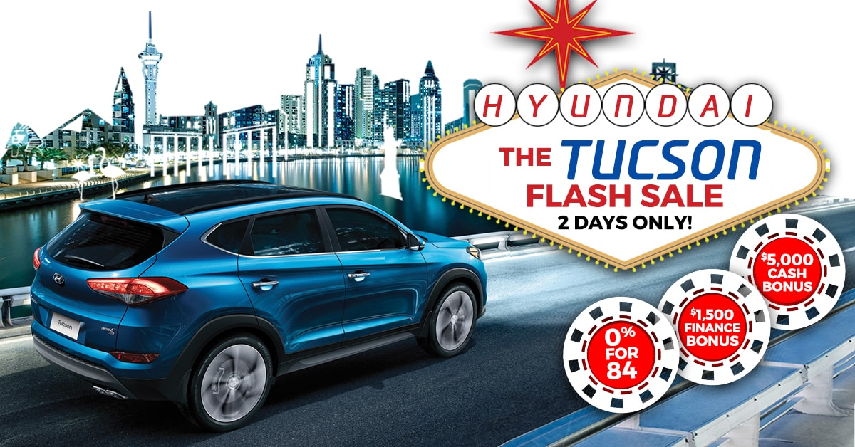 Good Hyundai Tucson Test Drive