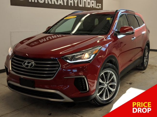 2018 Hyundai Santa Fe XL Premium *with Heated Seats | Heated Steering Wheel | Bluetooth | Backup Camera | Power Liftgate* SUV