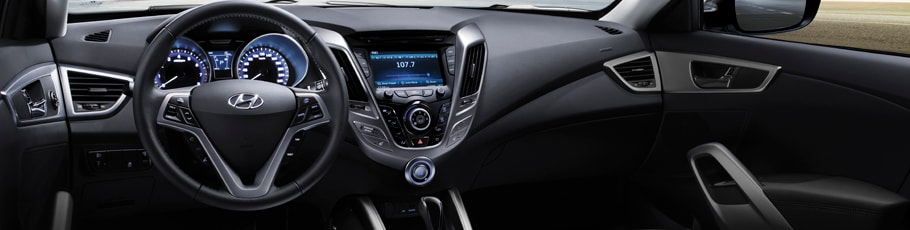 hyundai veloster interior 2015. the interior is all about connectivity standard 7 hyundai veloster 2015