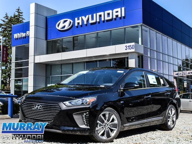 2019 Hyundai Ioniq Hybrid Luxury Hatchback - Leather Seats - $167 B/W Hatchback