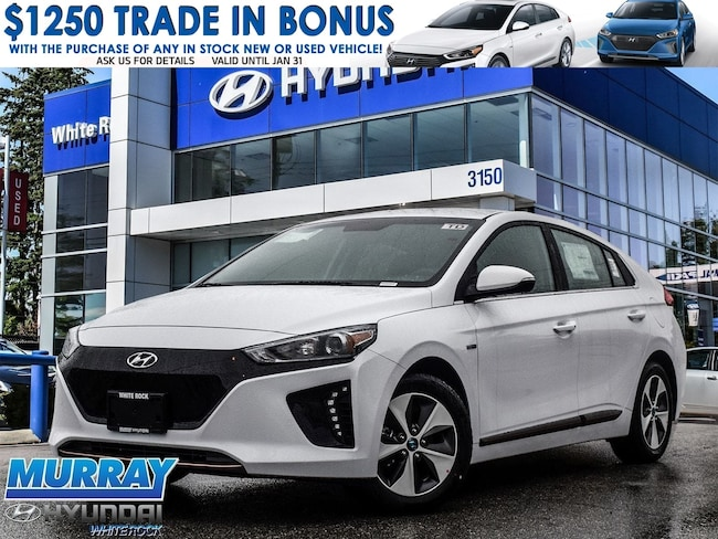 2019 Hyundai Ioniq Electric PREFERRED Hatchback
