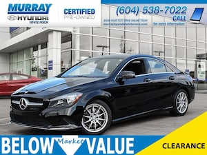 2017 Mercedes-Benz CLA-Class **LEATHER**NAVI**SUNROOF** Sedan