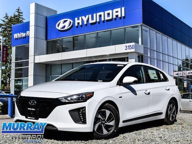 2019 Hyundai Ioniq Hybrid Preferred Hatchback - $148 B/W Hatchback