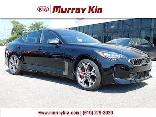 New 2019 Kia Stinger GT2 AWD Sedan in Conshohocken, PA