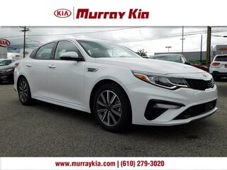 New 2019 Kia Optima EX Sedan in Conshohocken, PA