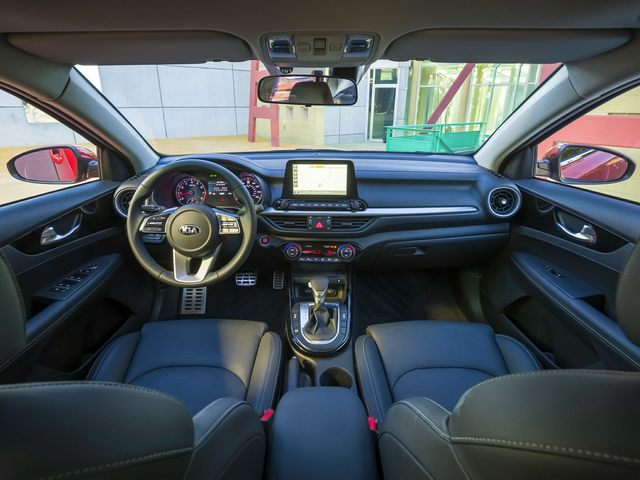 New Kia Forte Interior