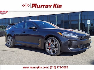 New 2021 Kia Stinger GT AWD Sedan in Conshohocken, PA