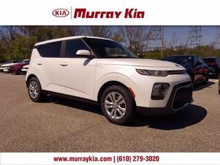 2021 Kia Soul LX Hatchback