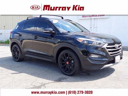 2017 Hyundai Tucson Night Night AWD