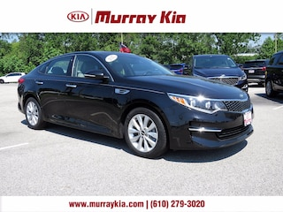2017 Kia Optima EX Sedan