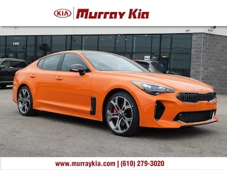 New 2019 Kia Stinger GTS Sedan in Conshohocken, PA