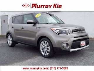 Used 2018 Kia Soul + Hatchback in Conshohocken, PA