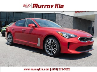 New 2019 Kia Stinger Base AWD Sedan in Conshohocken, PA