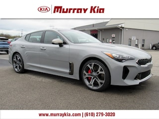 New 2020 Kia Stinger GT1 AWD Sedan in Conshohocken, PA