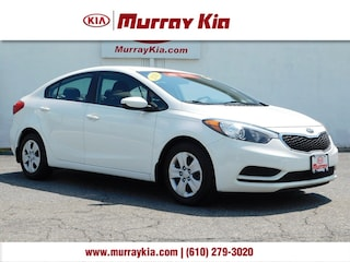 Used 2016 Kia Forte LX FWD Sedan in Conshohocken, PA
