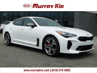 New 2019 Kia Stinger GT AWD Sedan in Conshohocken, PA