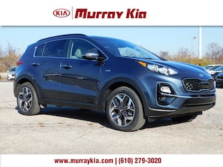 New 2020 Kia Sportage EX AWD SUV in Conshohocken, PA