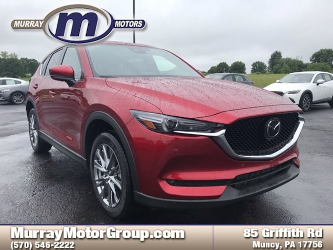 2019 Mazda Mazda CX-5 Signature SUV