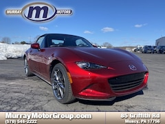 2021 Mazda Mazda MX-5 Miata Grand Touring Convertible