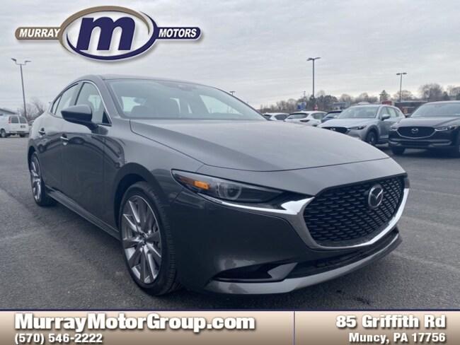 2019 Mazda Mazda3 Premium Package Sedan