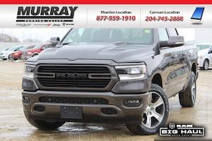 2019 Ram All-New 1500 Rebel | Leather | Sunroof | Heated Seats |
