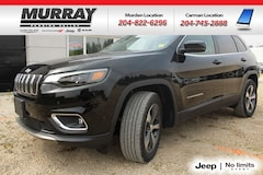 2019 Jeep New Cherokee Limited * 4x4 * Leather * Pwr Liftgate * SUV
