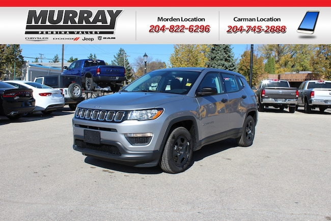 2018 Jeep Compass Sport | A/C | Cruise | Keyless Entry | SUV