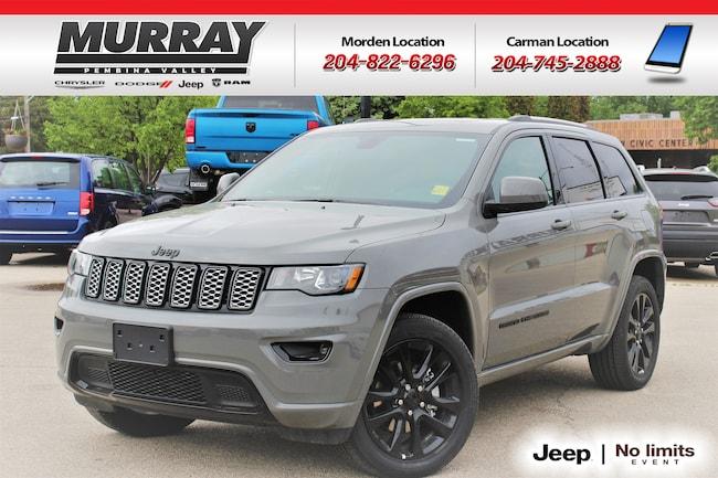2019 Jeep Grand Cherokee Laredo Altitude * Sunroof * NAV * Leather Seats * SUV