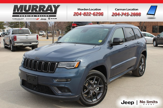 2019 Jeep Grand Cherokee Limited X | Adaptive Cruise | Sunroof | SUV
