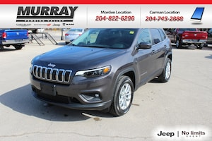 2019 Jeep New Cherokee North 4x4 * Trailer Tow Group * Heated Seats *