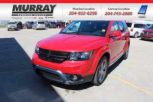 2017 Dodge Journey Crossroad * DVD * 3rd Row Seating * Backup Cam *