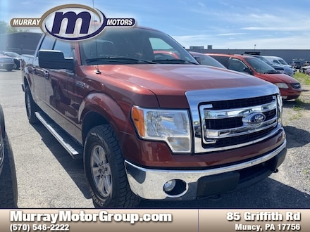 2014 Ford F-150 XLT Truck