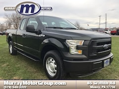 2016 Ford F-150 XL Extended Cab Long Bed Truck