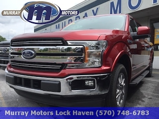2019 Ford F-150 Lariat Truck