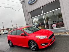 2016 Ford Focus SE SE  Hatchback
