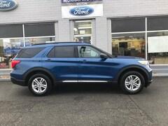 2020 Ford Explorer XLT AWD XLT  SUV