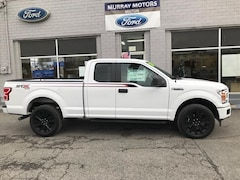 2020 Ford F-150 STX 4x4 XL  SuperCab 6.5 ft. SB