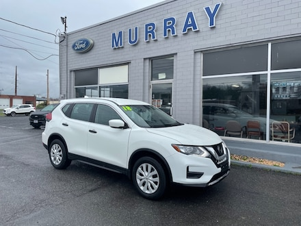 2018 Nissan Rogue S AWD S  Crossover