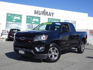 2016 Chevrolet Colorado Z71 ECab 4WD Bluetooth, Rear vision camera Truck Extended Cab