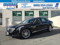 2018 CADILLAC CT6 AWD 3.6 | Ground Effects Package Sedan