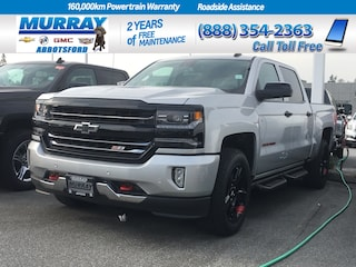 2018 Chevrolet Silverado 1500  | Redline Edition | Navigation Crew Cab Short Bed Truck