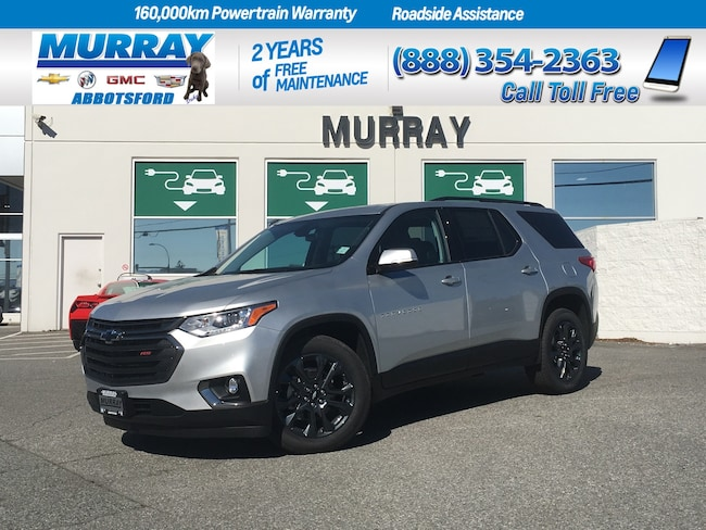 2019 Chevrolet Traverse AWD RS | Surround Vision | Power Liftgate SUV