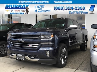 2018 Chevrolet Silverado 1500  | LTZ Plus Package Crew Cab Short Bed Truck