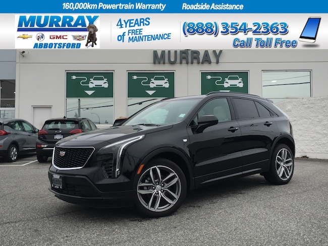 Check Out This New Stellar Black Met Cadillac Xt4 Sport Driver